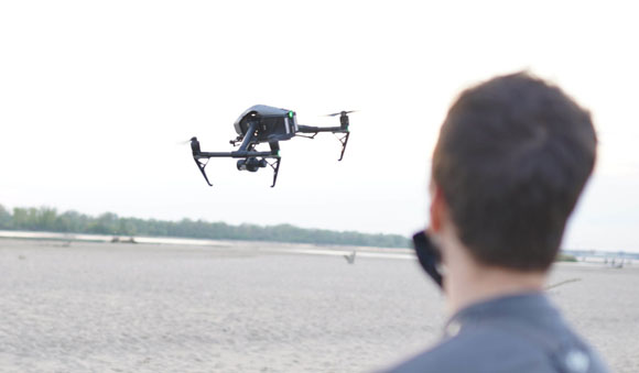 Szkolenia na drona Warszawa